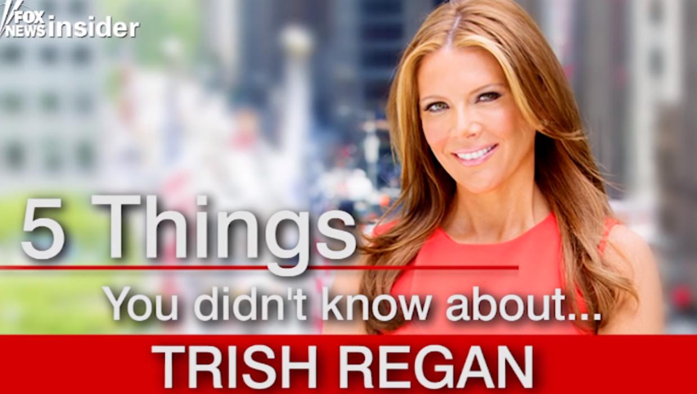 Trish Regan Speaking Engagements Schedule Fee Wsb