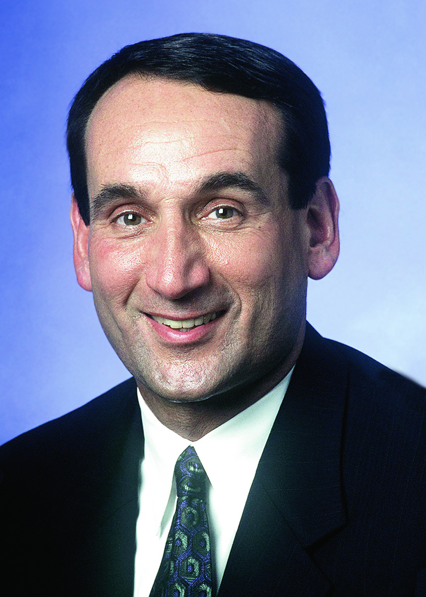 Mike Krzyzewski Speaking Engagements, Schedule, & Fee | WSB