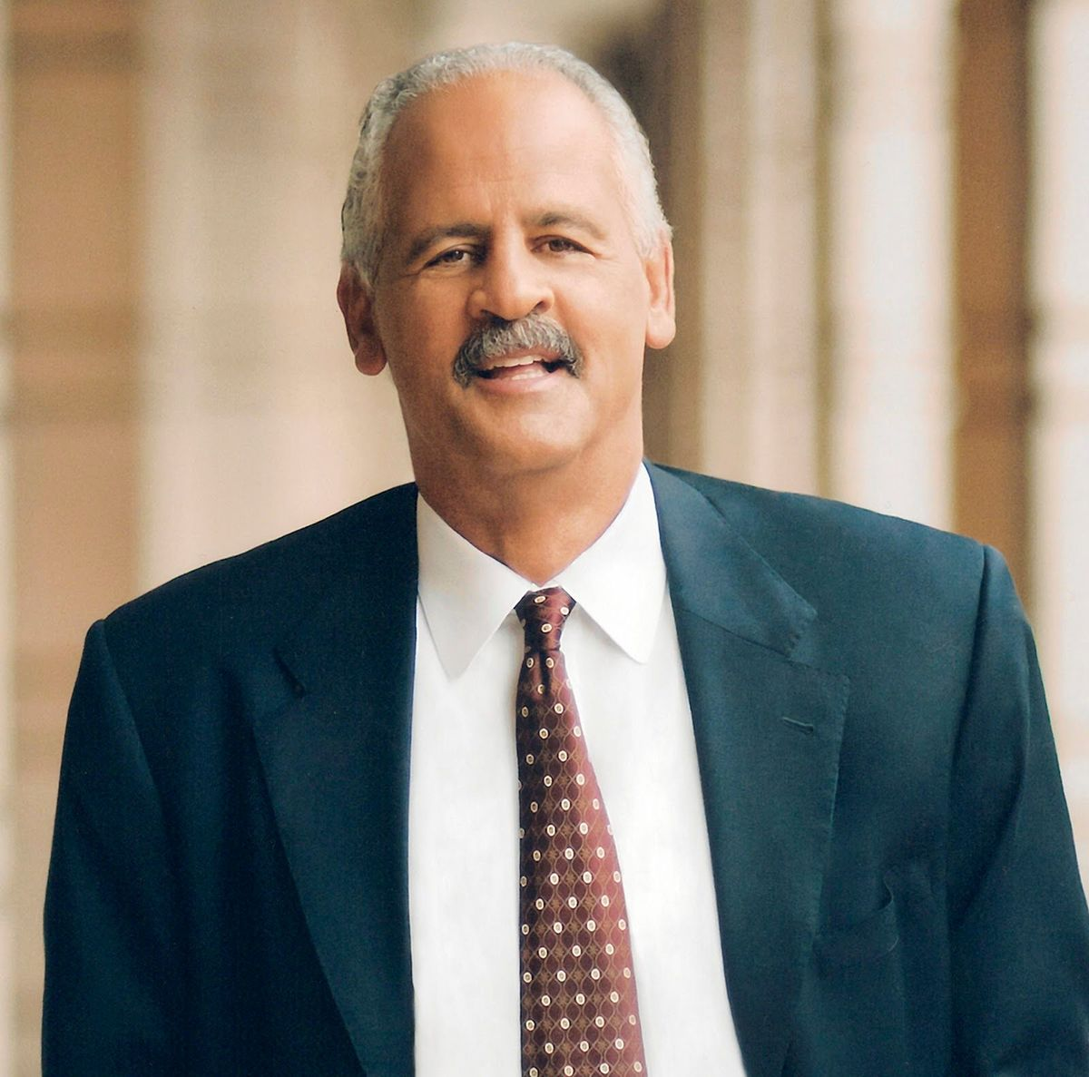 The 69-year old son of father (?) and mother(?) Stedman Graham in 2020 photo. Stedman Graham earned a  million dollar salary - leaving the net worth at  million in 2020
