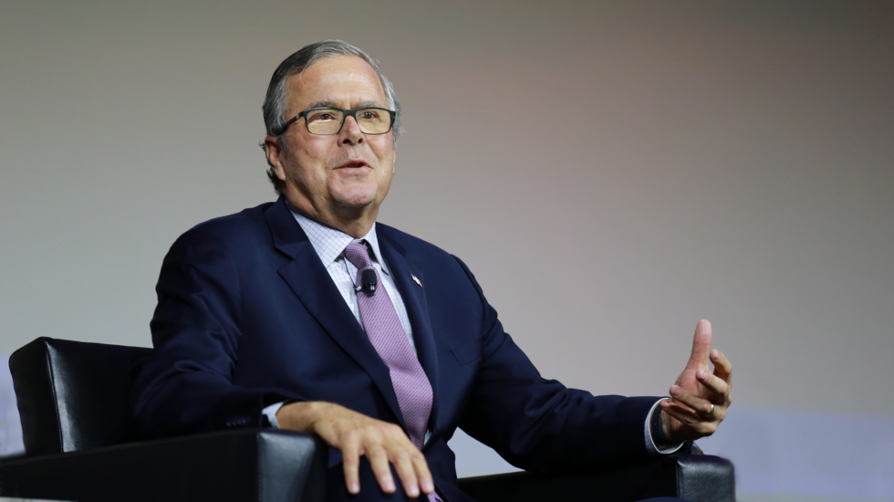 Jeb Bush Speaking Engagements, Schedule, & Fee | WSB